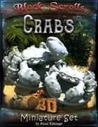 BSG Miniatures - Crabs