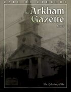 The Arkham Gazette #0