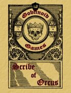Scribe of Orcus, Vol. 1 Issue 4