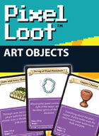 Pixel Loot - Art Objects