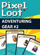 Pixel Loot - Adventuring Gear 2