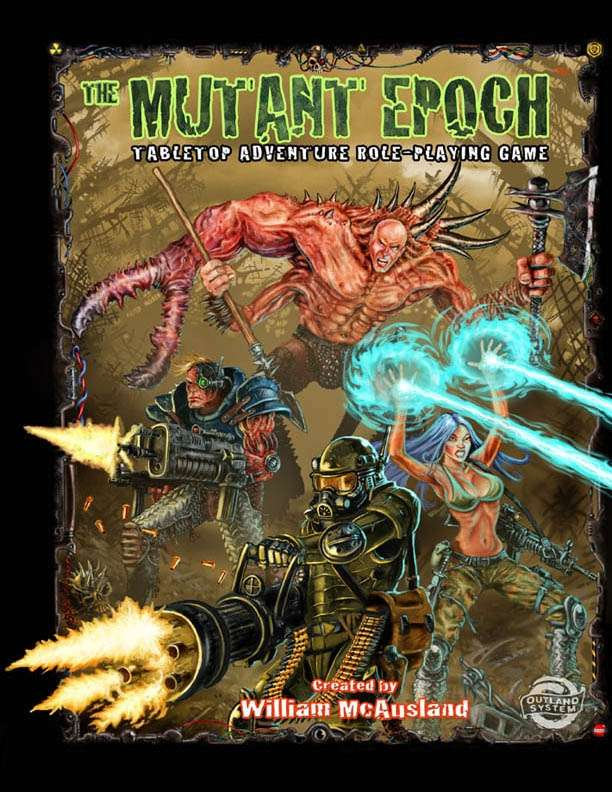 The Mutant Epoch on RPGNow.com