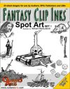 Fantasy Clip Inks:: Spot Art set 1