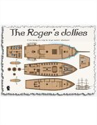 Roger's Jollies Pirate Map Kit