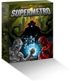 Monsters of the Game Mat: Supermetro