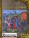For Love or Power