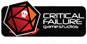 Critical Failure Games