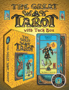 The Great Way Tarot with Tuck Box