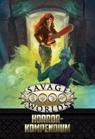 Savage Worlds: Horror-Kompendium