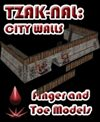 Tzak-Nal City Walls