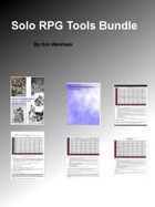 Solo RPG Tools [BUNDLE]