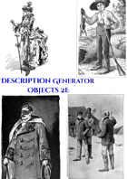 Description Generator: Objects 2e