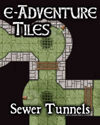 e-Adventure Tiles: Sewer Tunnels
