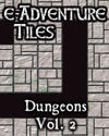 e-Adventure Tiles: Dungeons Vol. 2