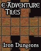 e-Adventure Tiles: Iron Dungeons
