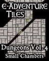 e-Adventure Tiles: Dungeons Vol. 4 - Small Chambers