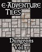 e-Adventure Tiles: Dungeons Vol. 1
