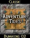 Classic Adventure Tiles: Dungeons 02