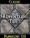 Classic Adventure Tiles: Dungeons 03