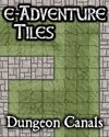 e-Adventure Tiles: Dungeon Canals