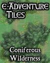 e-Adventure Tiles: Coniferous Wilderness