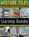 eFuture Tiles: Starship Bundle [BUNDLE]