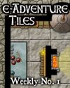 e-Adventure Tiles Weekly No. 1