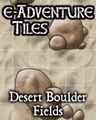 e-Adventure Tiles: Desert Boulder Fields