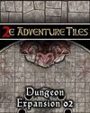 2e Adventure Tiles: Dungeon Expansion 02