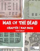 War of the Dead: Chapter 1 map pack