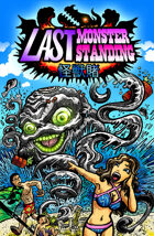 Last Monster Standing #2:  Big In Japan