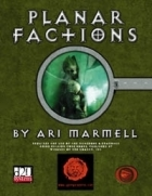 Lions Den Press: Secrets of the Planes -- Planar Factions
