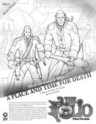 The Folio Digital Quarterly #1.5 A Place and Time for Death [Mini-Adventure DQ1.5]