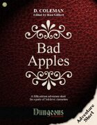 Bad Apples (Level 3 PCs)
