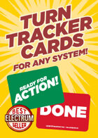 Turn Tracker Cards