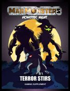 Monsters' Night: Terror Stirs