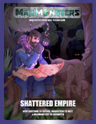 MajiMonsters: Shattered Empire