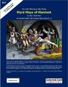 Wyrd Ways of Walstock (Labyrinth Lord)