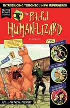 The Pitiful Human-Lizard: Vol. 1 Far From Legendary