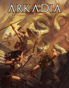 Arkadia - The Greek Setting for 5e