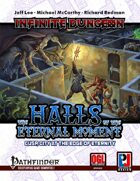 Infinite Dungeon: The Halls of the Eternal Moment - Cusp, City on the Edge of Eternity (PFRPG)
