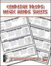 Campaign Props: Magic Wand Sheet