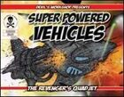 Super Powered Vehicles: The Revenger's Quadjet