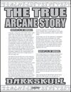 The True Arcane Story: Darkskull