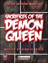 Sidetrek Adventure Module #1: Sacrifices of the Demon Queen (PFRPG)