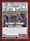Ultimate Spell Decks: Ultimate Combat Spell Cards (PFRPG)