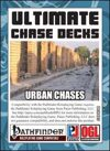 Ultimate Chase Decks: Urban Chases (PFRPG)