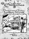 Castles & Crusades Dwarven Glory: Looking Stones