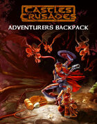 Castles & Crusades The Adventurers Backpack
