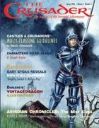 Crusader Journal No. 4